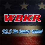 WBKR - The Country Station 92.5 FM