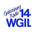 WGIL - Galesburg Radio 14 1400 AM